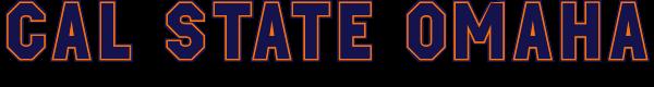 Cal State Omaha logo