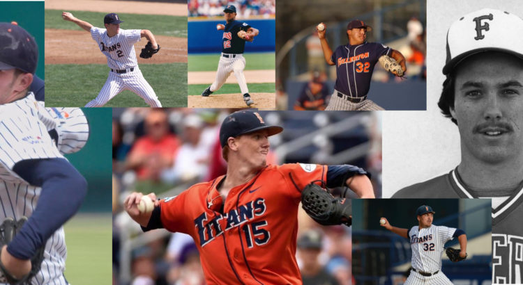Cal State Fullerton Greatest Players all-time Pitchers