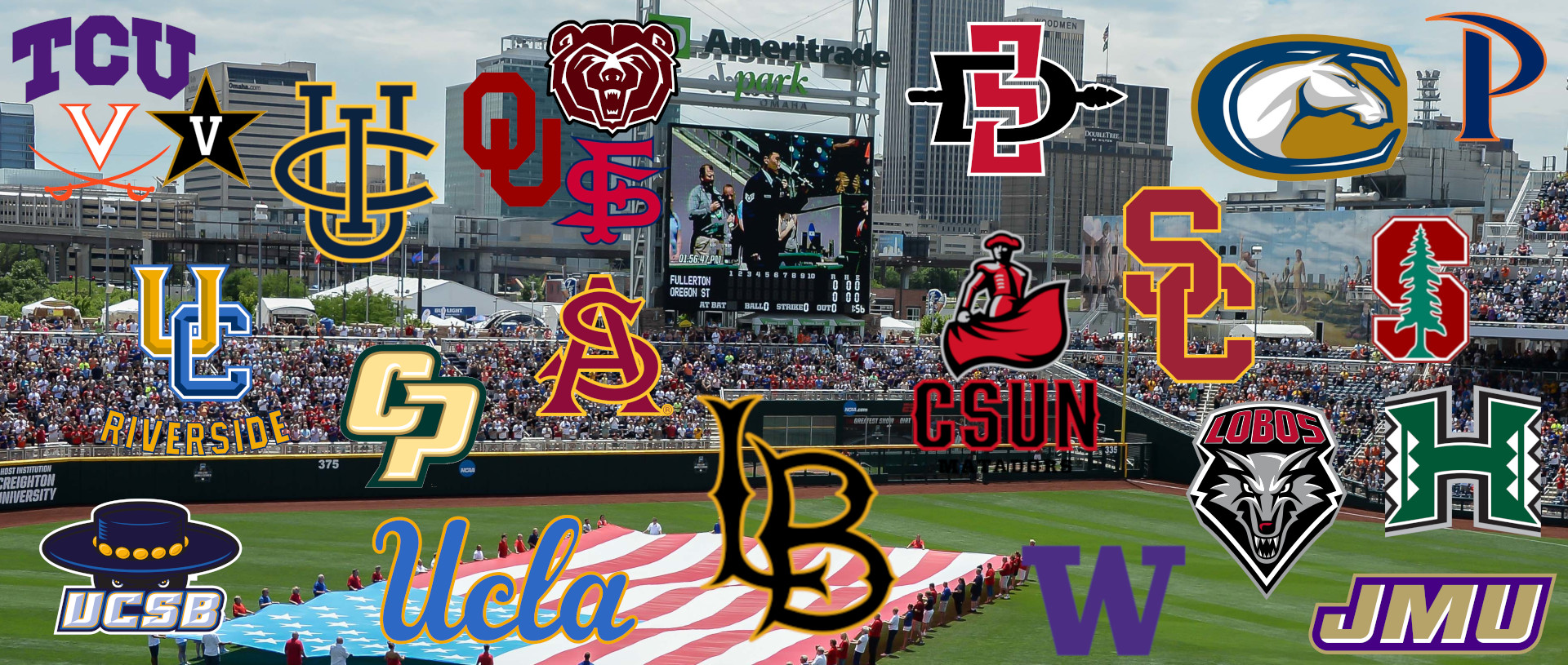 Cal State Fullerton Baseball 2019 Opponents