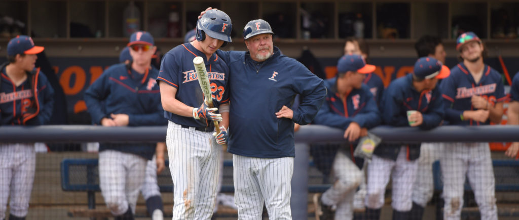Cal State Fullerton, Baseball