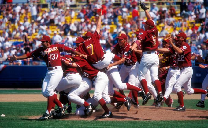 USC Trojan baseball