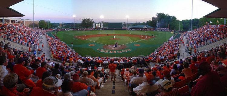 Clemson baseball Stadium