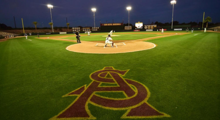 ASU baseball field