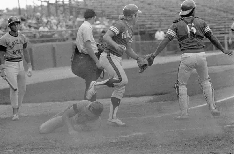 Cal State Fullerton 1975 College World Series