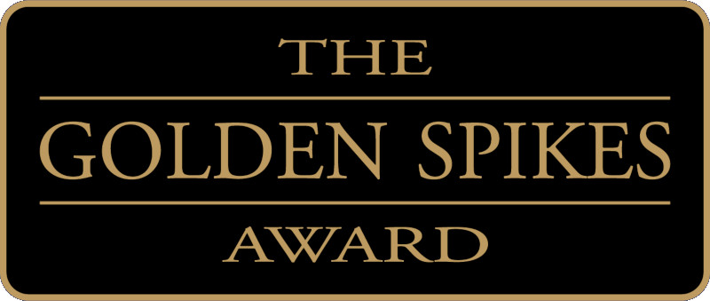 Golden Spikes Award logo