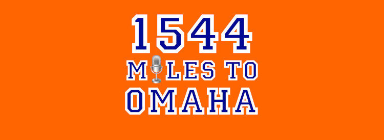 1544 Miles to Omaha podcast