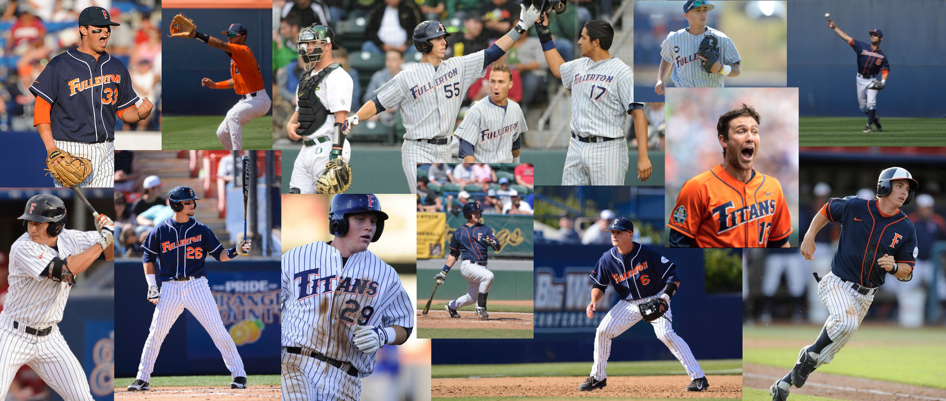 Cal State Fullerton Baseball Batters