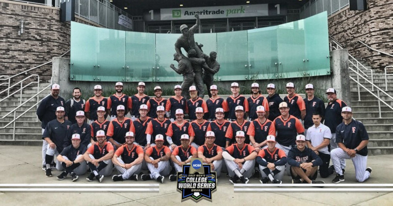 2017 Cal State Fullerton Titan Baseball team