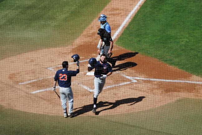 Jason Brandow home run